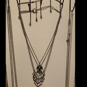 Two Tier Necklace